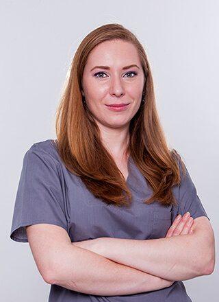 Dr. Tatiana COLIBAN - ENDODONTIE